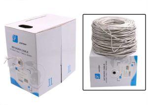 Netwrok Cable Cat 5e in Lszh Jacket pictures & photos