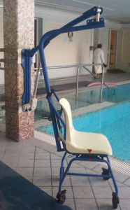 Wall Mounted Pool Lift Swimming Pool Lift pictures & photos