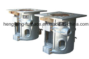 150kg Copper Melting Induction Furnace pictures & photos