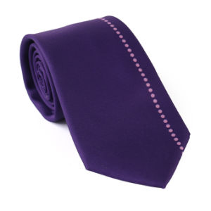 Hot Selling Customized Logo Tie /Silk Logo Necktie pictures & photos
