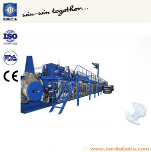 China Full-Automatic Adult Diaper Making Machine Equipment with Ce pictures & photos