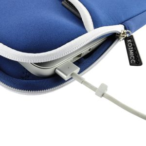 China Made Portable Neoprene Carrying Sleeve Case Bag with Pocket for Apple MacBook, DELL XPS pictures & photos