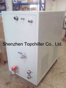 12.8kw Energy Saving R404A Refrigerant Water Glycol Water Chillers pictures & photos