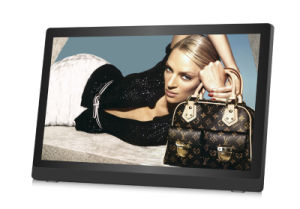 27inch WiFi Digital Photo Frame with RJ45 pictures & photos