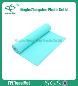Fitness Eco TPE Yoga Mat Durable TPE Yoga Mat pictures & photos