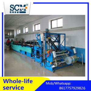 High Speed 3 Sides Sealing Plastic Bag Making Machine pictures & photos