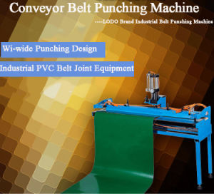 Finger Cutter by Air Press Punching PVC PU Belt Machine Puncher pictures & photos