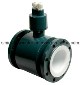 High Accuracy Electromagnetic Flowmeter for Water/ Ultrasonic Water Flow Meter pictures & photos