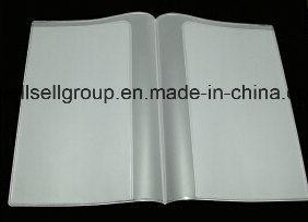 Customized Personized High-Grade Handmade EU PVC Passport Holder pictures & photos