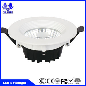 High Power 36W 240*106 mm 8 Inch Recessed Round LED Ceiling Light pictures & photos