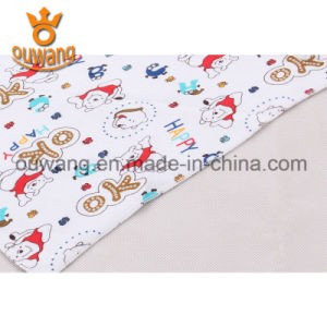 Hot Selling Triangle Cotton Bandana Baby Bibs pictures & photos