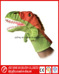 Cute Hot Sale Hand Puppet Donkey Toy for Baby pictures & photos