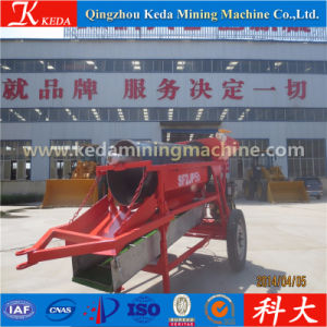 China Low Cost Alluvial Gold Mining Equipment for Sale pictures & photos