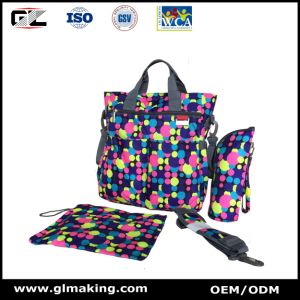 Colorful Diaper Bag From Manufacuturer pictures & photos