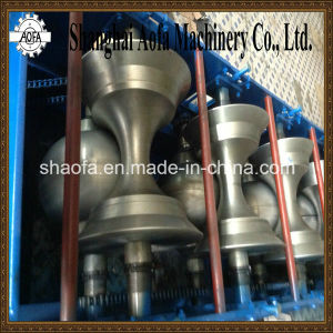 Roof Ridge Cap Cold Roll Forming Machine pictures & photos