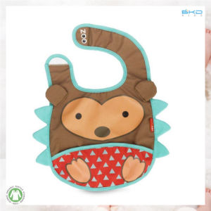 Custom Style Baby Accessory Cute Printing Infant Bibs pictures & photos