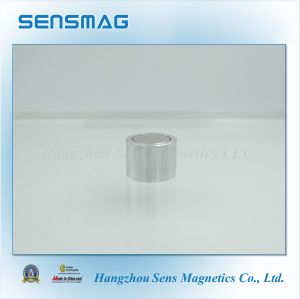 Customized Sizes of Permanent Neodymium Assembly Magnet Pot Magnet pictures & photos