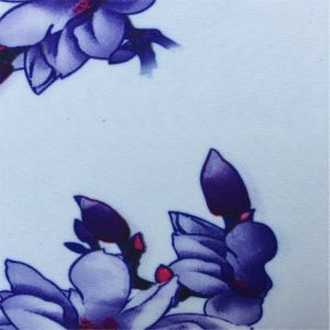 Polyester 4-Way Stretch Fabric with Digital Printing, Women′s Dress, Clothing, Textile Fabric, Garment Fabric pictures & photos
