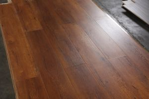 12mm U-Groove Lamiante Flooring pictures & photos