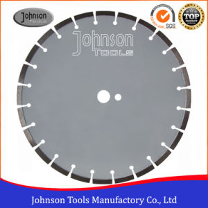 350mm Laser Cutting Blade for Reinforced Concrete pictures & photos