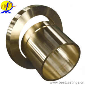 OEM Custom Brass Die Casting with CNC Machining pictures & photos