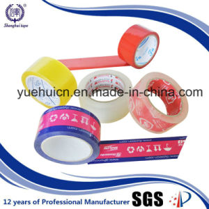 SGS Certificate No Bubbles OPP Clear Wraping Tape pictures & photos