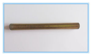 DIN975 Low Carbon Steel Thread Rod pictures & photos