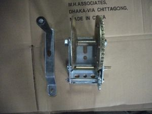 Hand Winch, Hand Cable Winch (JCH1200) pictures & photos