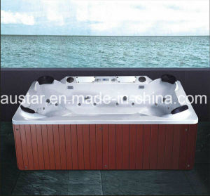 2900mm Square Free Standing Outdoor SPA for 6 Persons (AT-9007-1) pictures & photos