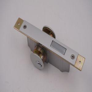 Newest Satety Door Aluminum Office Door Lock pictures & photos
