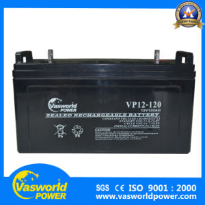 Excellent Low Price 12V 120ah Solar Battery for Africa and Dubai Market pictures & photos