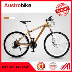 "21 Speed MTB Bicycle Bike 26"" Mountain Bike 27speed Mountain Bicycle pictures & photos"