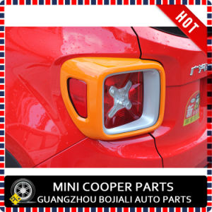 Auto Accessory ABS Material Orange Style Rear Lamp Cover for Renegade Model (2PCS/SET) pictures & photos