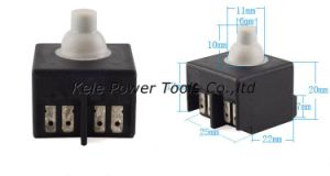 Power Tool Spare Parts (Switch for Bosch GWS 6-100 use) pictures & photos