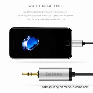 New Lightning to 3.5mm Male Audio Cable 1.2m 2m Jack Aux Adapter for iPhone pictures & photos