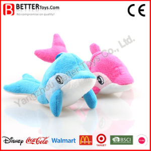Stuffed Aniaml Dolphin Soft Toy Keyring Plush Keychain pictures & photos