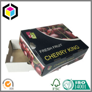 Fresh Fruit Apple Vegetable Corrugated Packaging/ Shipping Box pictures & photos