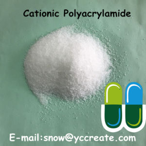 Cationic Polyacrylamide with 99% Purity Pharmaceutical Intermediates pictures & photos