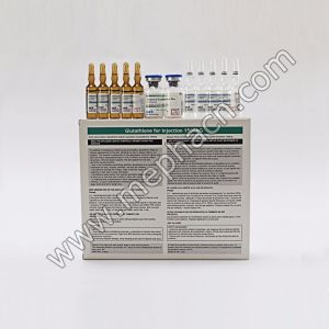 Rex Glutathione Injection for Skin Whitening and Beauty 1500mg 5+10 pictures & photos