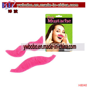Halloween Wedding Party Moustache Fake Mustache Novelty Party Gifts (H8040) pictures & photos