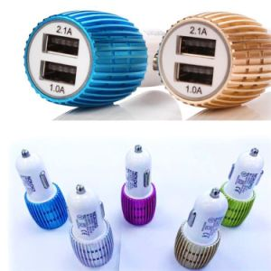 Dual Port USB Universal Car Charger pictures & photos