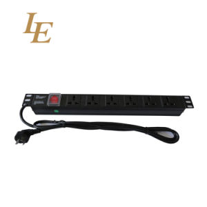 19 Inch Standard High Quality Computer PDU pictures & photos