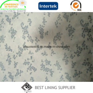 Different Printed Lining Fabric Polyester Twill Lining Fabric pictures & photos