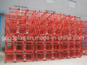 Mast Section Painted or Galvanized 0.65*0.65*1.508m pictures & photos