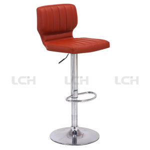 Modern PU High Chair Bar Stools pictures & photos