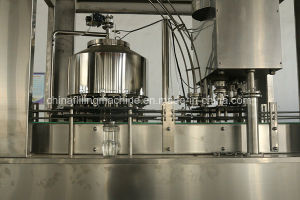 Hot Selling Carbonated Water Can Filling Equipment pictures & photos