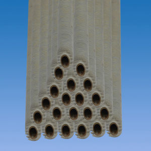 Aluminum Fin Tube Aluminum Copper Mix Tube pictures & photos