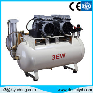 Affordable Silent Oilless Dental Air Compressor Price pictures & photos