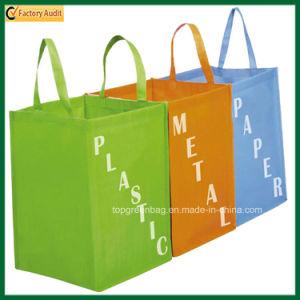 Custom Reusable PP Non Woven Shopping Bags (TP-SP498) pictures & photos