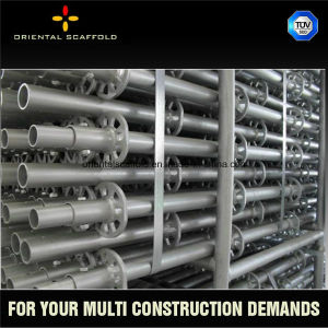 High Strength Steel Scaffolding System Ringlock pictures & photos